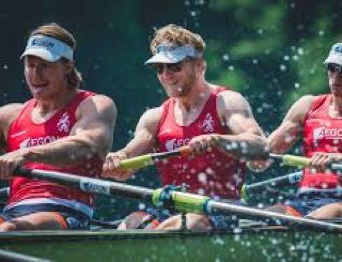 Olympische kwalificatie voor Boudewijn Röell