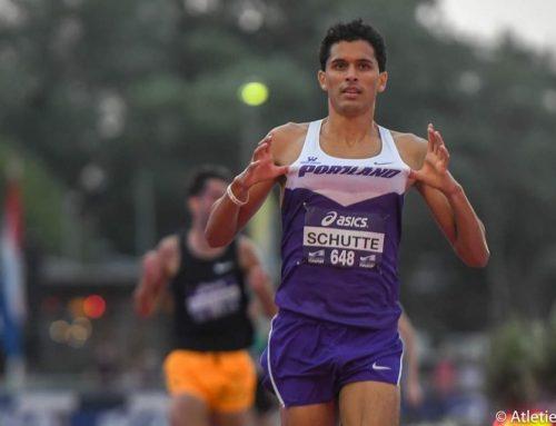 Noah Schutte Nederlands kampioen op 3000m