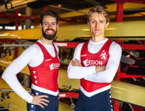 WK-brons voor Bart Lukkes en Ward van Zeijl